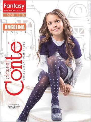 Колготки для девочек Angelina Conte