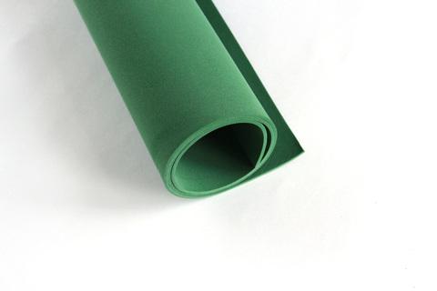 Фоамиран 2 мм Иран  морской зеленый №182