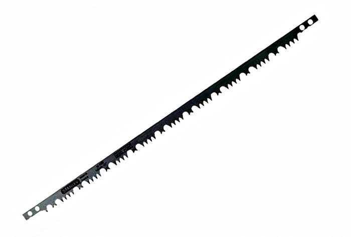 Полотно для лучковой пилы по сырому дереву 760мм Raker Tooth Stanley 1-15-448 1-15-448