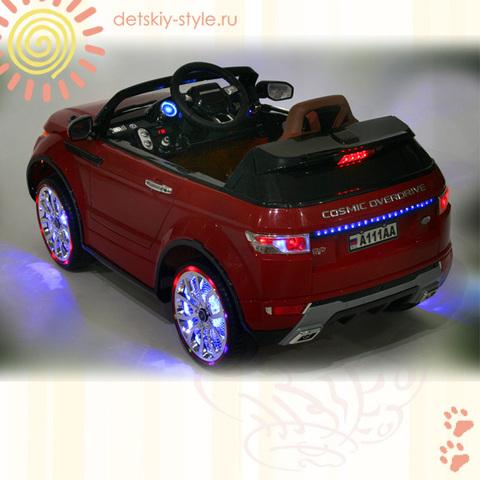 Range Rover A111AA VIP