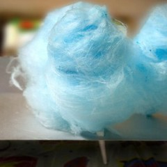 Ароматизатор FlavorWest Blueberry Cotton Candy (Черничная сахарная вата)