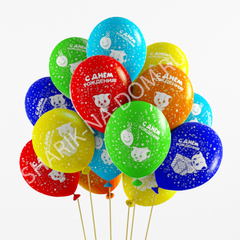 Воздушные шары Котята