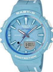 Наручные часы Casio Baby-G BGS-100RT-2A с шагомером