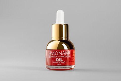 Monami масло питательное Виноград 30 мл