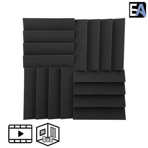 ECHO BLACK Акустический поролон Echoton AURA 300 Чёрный