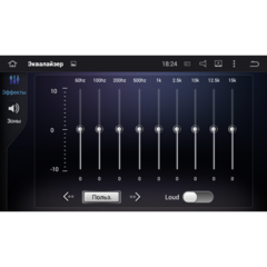 Штатная магнитола на Android 6.0 для Skoda Kodiaq Roximo CarDroid RD-3206F