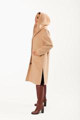 Пальто с капюшоном