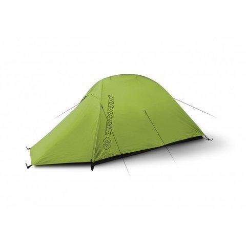 Туристическая палатка Trimm Adventure DELTA-D, 2 (зеленая)