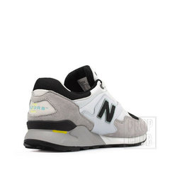 Кроссовки New Balance 878 White Grey Black
