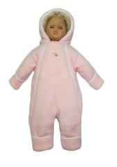 Комплект на выписку для новорожденных осень весна Person розовый