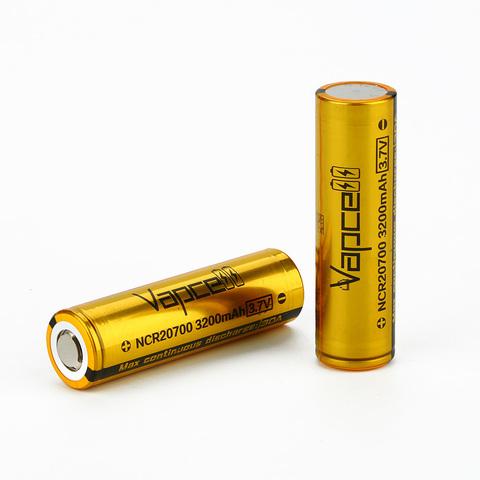 Аккумулятор 20700 Vapcell 3200mAh 30A