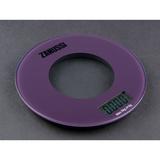 Кухонные весы Bologna, фиолетовый, артикул ZSE21221BF, производитель - Zanussi