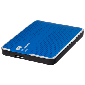 Внешний жесткий диск WD My Passport Ultra 500GB Blue (WDBLNP5000ATT)