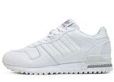 Кроссовки Мужские Adidas ZX 750  White Leather