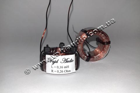Катушка индуктивности Vajd Audio  0,16 mH*  0,26 Оhm* 0,8 mm