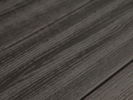 Террасная доска SW Padus (R) - радиальный распил. Цвет темно-коричневый.