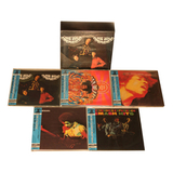 Комплект / Jimi Hendrix Experience (5 Mini LP CD + Box)