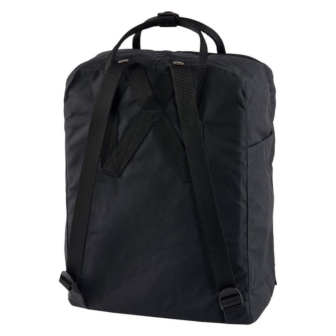 Рюкзак Fjallraven Kanken 550 черный