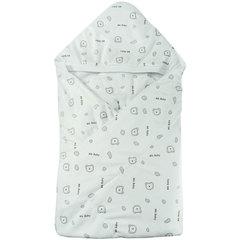 Папитто. Конверт-одеяло вельбоа набивной вид 1