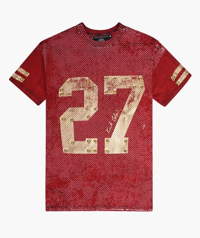 Футболка The Saints Sinphony 27 JERSEY RED AND GOLD