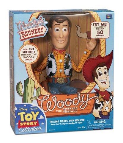 История игрушек 3 игрушка коллекционная Вуди — Toy Story 3 Collection Sheriff Woody Doll