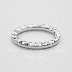 Коннектор - кольцо овальное TierraCast