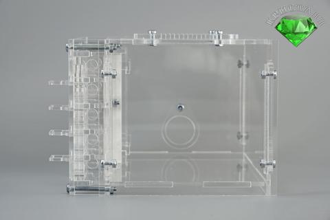 Crystal GL + колония Messor Structor