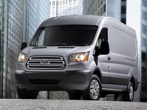 Чехлы на Ford Transit 2015–2018 г.в.