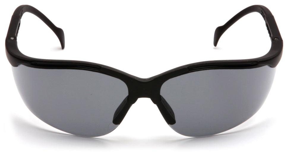 Очки баллистические стрелковые Pyramex Venture 2 SB1820S серые 23%