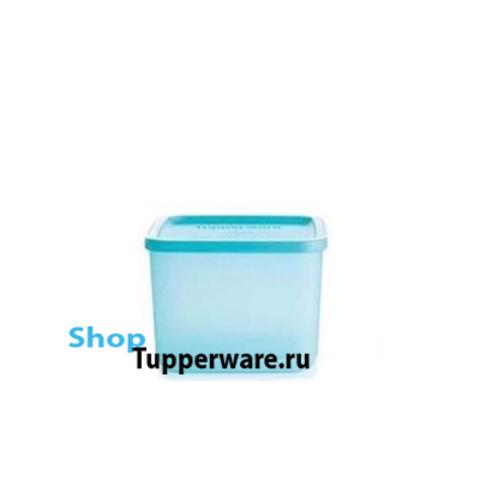 Контейнер Кубикс в голубом цвете 1 л