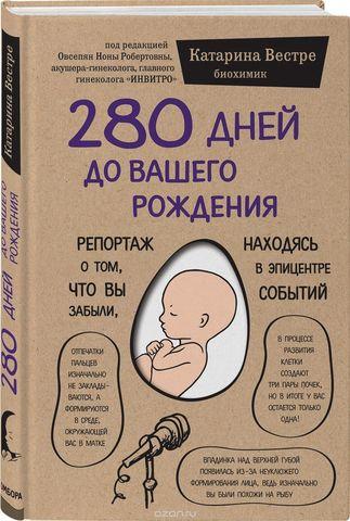 280 дней до вашего рождения. Репортаж о том, что вы забыли