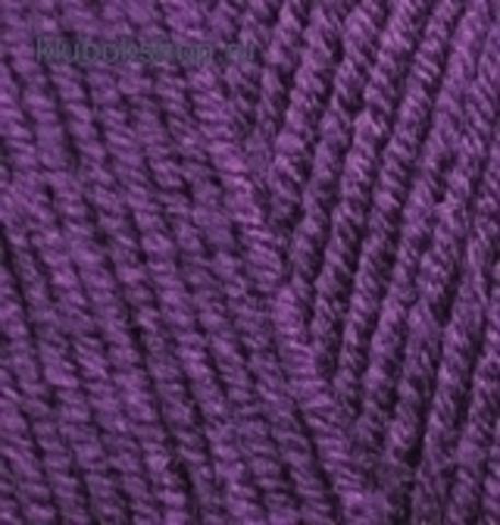 Alize Lanagold Фиолетовый 111 (5 шт.)