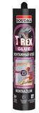 Монтажный клей T-REX Быстросохнущий 380г