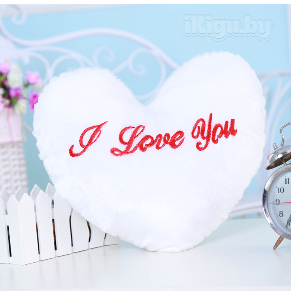 "Подушки и пледы Светящаяся подушка ""Сердце"" подушка_сердце3.jpg"