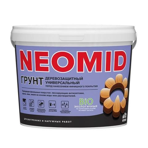 Neomid грунт деревозащитный универсальный
