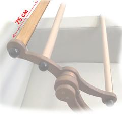 Планка для аксессуаров для рамки 75 см