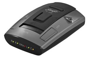 Автомобильный радар-детектор Stinger C202