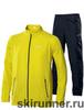 Костюм для бега Asics Woven Yellow