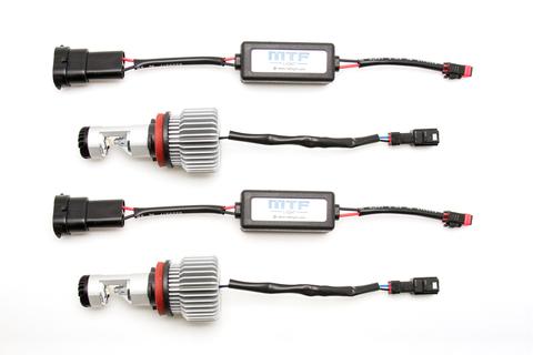 Светодиодные лампы MTF Light H11/H8/H9/H16 ACTIVE NIGHT 4500K