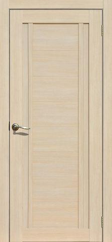 Дверь Fly Doors L-24, цвет ясень 3D, глухая