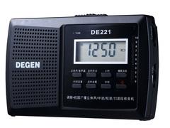 Радиоприемник  Degen DE-221