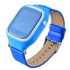 Детские часы с GPS трекером MonkeyG 70 Blue