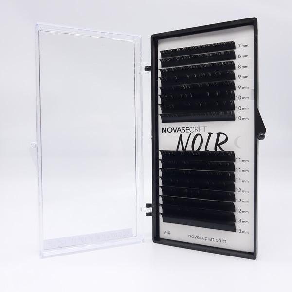 """NovaSecret Ресницы Novasecret NOIR Черные mix, изгиб """"CС"""" Noir-CC-Mix.jpg"""