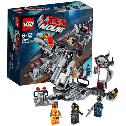 LEGO Movie: Плавильня 70801