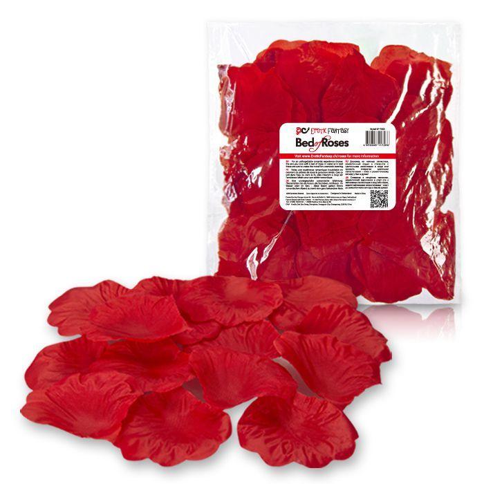 Средства по уходу за телом, косметика: Алые лепестки роз Bed of Roses