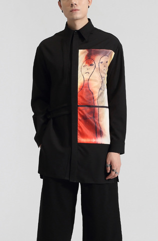 Рубашка «INGILA»