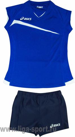 Форма волейбольная женская Asics Play Off T601Z1 (4350)
