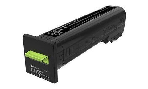 Картридж повышенной емкости для принтеров Lexmark CS820/CX820/CX825/CX860 черный (black). Ресурс 33000 стр (72K5XK0)