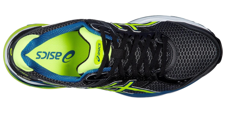 Мужские беговые кроссовки с мембранной Asics Gel-Pulse 7 G-TX (T5F2N 9007) черные фото