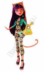 Кукла Monster High Монстрические мутации Клеолей (Cleolei) - Безумный микс